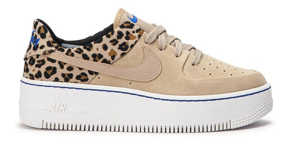Zapatillas Nike Air Force Sage Low Print