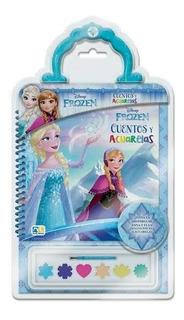 Cuentos Y Acuarelas Frozen Disney