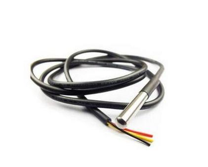 Sensor De Temperatura Ds18b20 À Prova Dágua Arduino