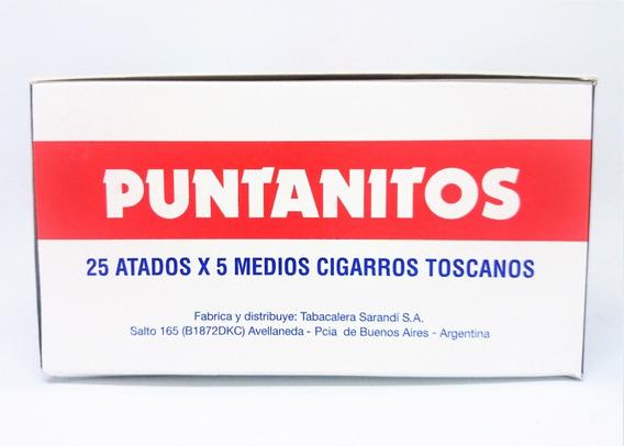 Puntanitos Cigarro Medio Toscano (pack De 5 Unidades)