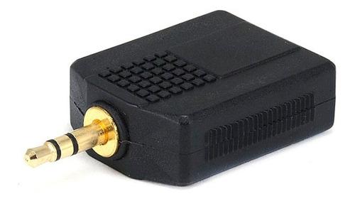 Monoprice 7208 Plug 3.5mm Trs Stereo A 2x 1/4  Jacks Trs Ste