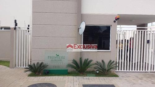 Apartamento Com 3 Dormitórios À Venda, 69 M² Por R$ 450.000,00 - Morumbi - Paulínia/sp - Ap0755