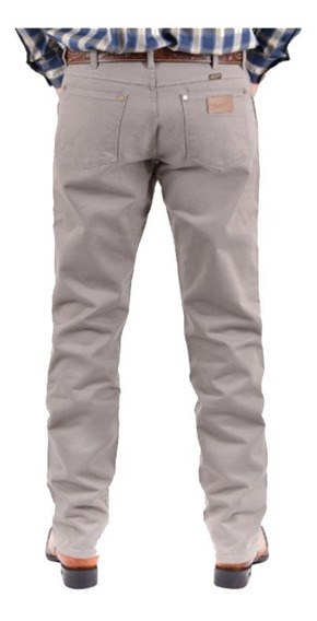 Calça Jeans Masculina Cinza Wrangler 13mwzgy36