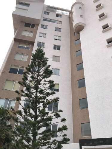 Departamento En Renta En Torre Gaviota En Fracc. Milenio Iii Qro. Mex.