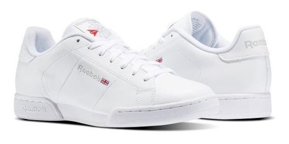 Tenis Reebok Classics Npc Il Blancos Para Caballero