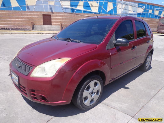 Ford Fiesta Max Sincrónico
