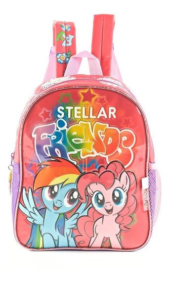 Mochila My Little Pony 12 Pulgadas Wabro 69600
