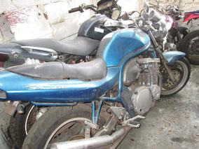 Suzuki 600n Bandit Sucata P/ Retirada De Peças