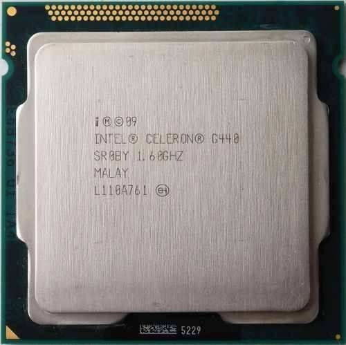 Processador Intel Celeron G440 1.60ghz 1mb 1155 Semi Novo