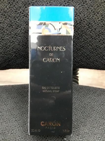 Perfume Nocturnes De Caron 30ml Edt Raro