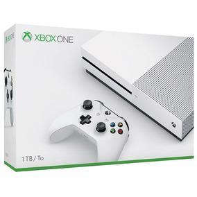 Console X Box One S - 1 Tb +12x Sjuros//com 02 Controles****