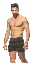 Pack X5 Boxer Dufour Hombre Algodon Sin Costura Art 12062