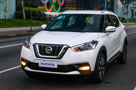 Sucata Retirar Peças Nissan Kicks - Airbag/cambio/lataria