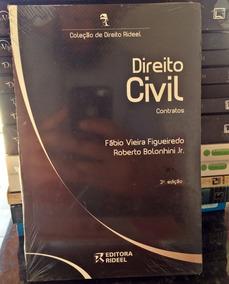 Direito Civil - 3ª Edição Fábio Vieira Figueiredo (lacrado)