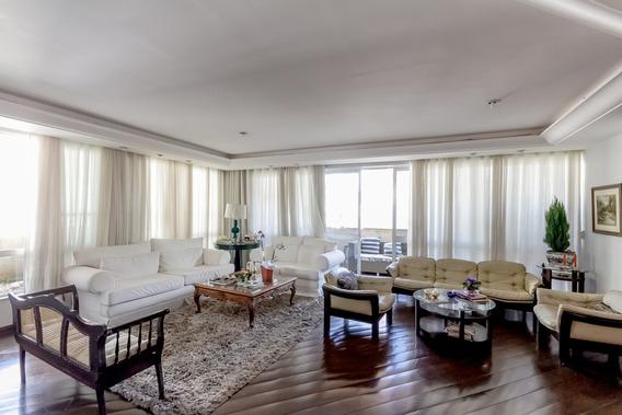 Apartamento À Venda, 4 Quartos, 3 Vagas, Setor Oeste - Goiânia/go - 64