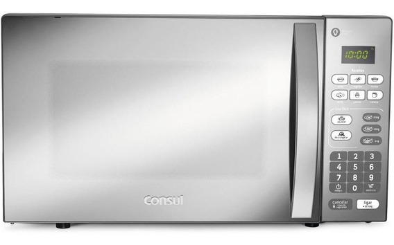 Microondas Consul CM020 cinza 20L 110V
