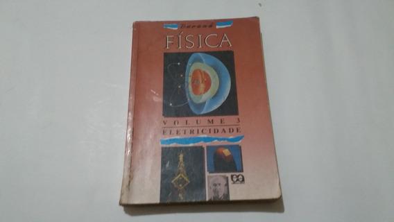 Lote Com 5 Livros Quimica E Fisica