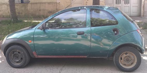 Ford Ka Nafta 1.0
