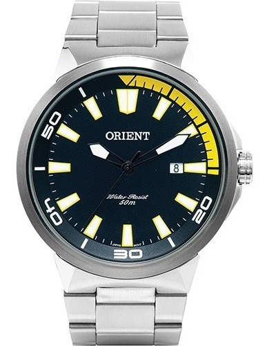 Relógio Masculino Orient Analógico Esportivo Mbss1197a Pysx