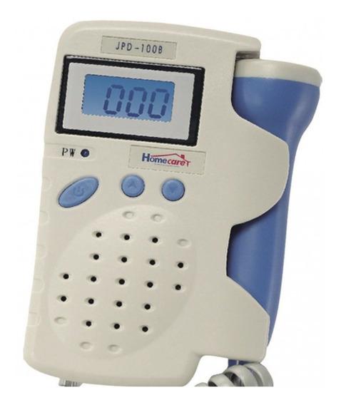 Doppler Fetal 2.5 Mhz, Port Pantalla Lcd Azul