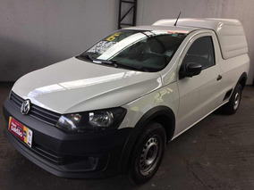 Volkswagen Saveiro 1.6 Startline Cab. Simples Flex 2016 Bran