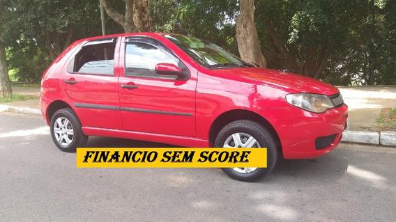 Fiat Palio 2008 Financiamento Com Baixo Score Uno Carne Ka