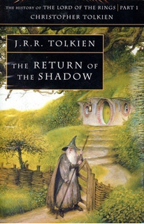 Return Of The Shadow,the (the History Of Middle-earth, Vol.6
