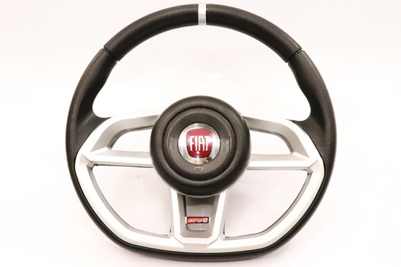 Volante Golf Gti Fiat Palio Siena Strada Uno Com Cubo