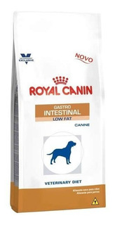 Ração Royal Canin Gastro Intestinal Lowfat Cães Adultos 10kg