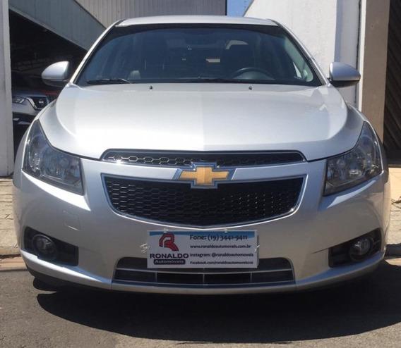 Chevrolet Cruze Sedan 1.8 16v 4p Lt Ecotec Flex Automático