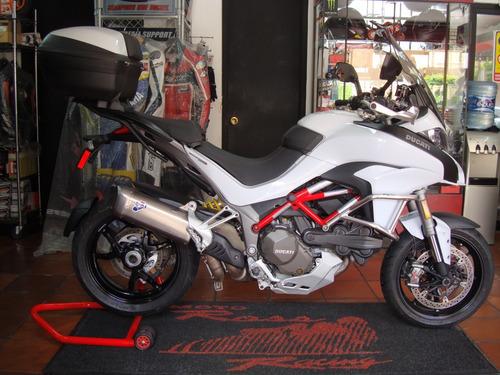Imagen 1 de 12 de Ducati Multistrada 1200 S Equipada