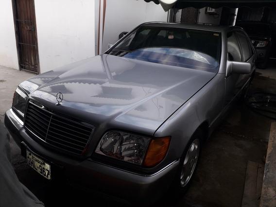 Mercedes-benz 300 Sel W140