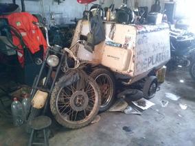Motocar Triciculo Motocarga Lambreta