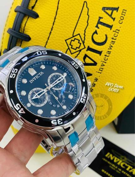 Relógio Invicta Pro Diver 0069 21920 Original Envio 24 Hs