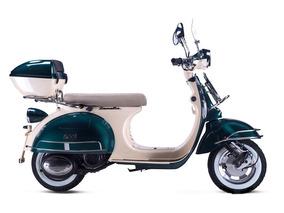 Scooter Zanella Mod 150 Vintage Alarma Usb 0km Urquiza Motos