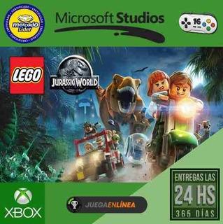 Lego Jurassic World Xbox One Modo Local