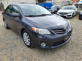 Toyota Corolla 2013 1 Año Garantia