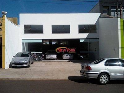 Ponto Comercial À Venda, Centro, São Carlos. - Pt0006