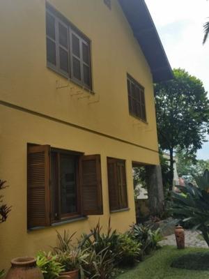 Casa Em Morro Do Espelho Com 5 Dormitórios - Vr25215