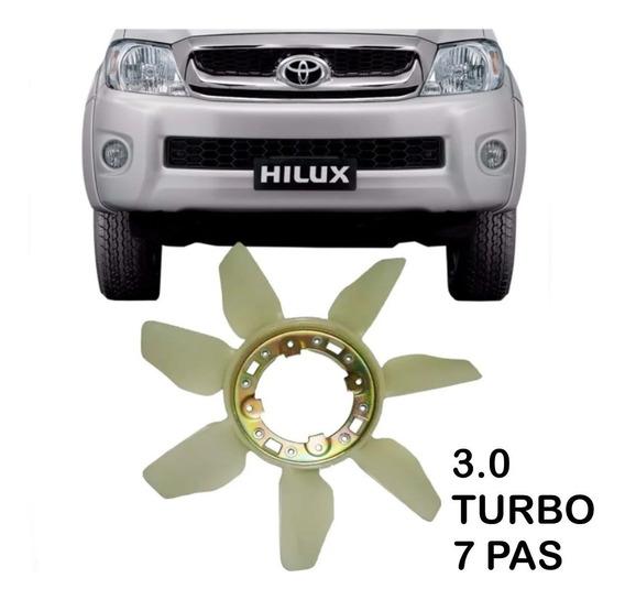 Hélice Ventilador Do Radiador Toyota Hilux 2005 A 2015