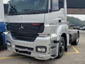 Mercedes-benz Mb 2040 4x2 2011 Financiamos