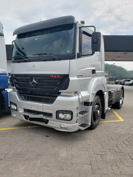 Mercedes-benz Mb 2040 4x2 2011 Financiamos