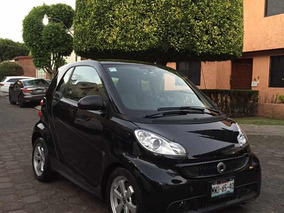 Smart Fortwo Coupe Black & White Mt 2013