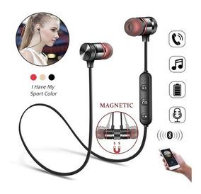 Fone De Ouvido Headphone Bluetooth Intra Auricular