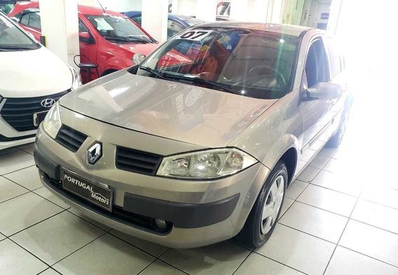 Renault Megane 2007 Sedan Dyn.1.6