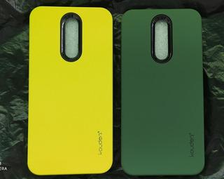 Estuches Antigolpes Xiaomi Redmi 8/redmi 8a En 5 V-e-r-d-e-s
