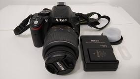 15--nikon Dx 5100 Lente Dx Nikor 18-55mm