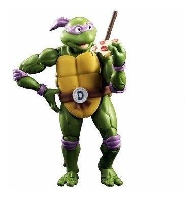 Boneco Donatello Tartarugas Ninja Nickelodeon Bandai