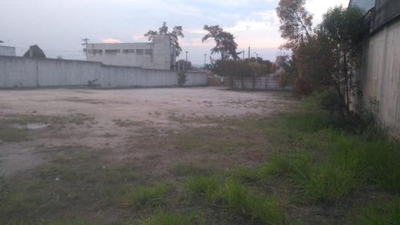 Terreno Próximo A Dutra Disponível Pra Locação - Te0196