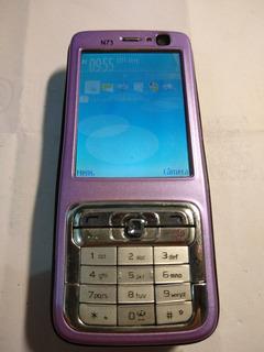 Nokia N73 Ler Descrição